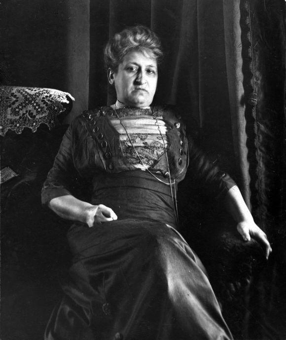 Aletta Jacobs (1854 - 1929)